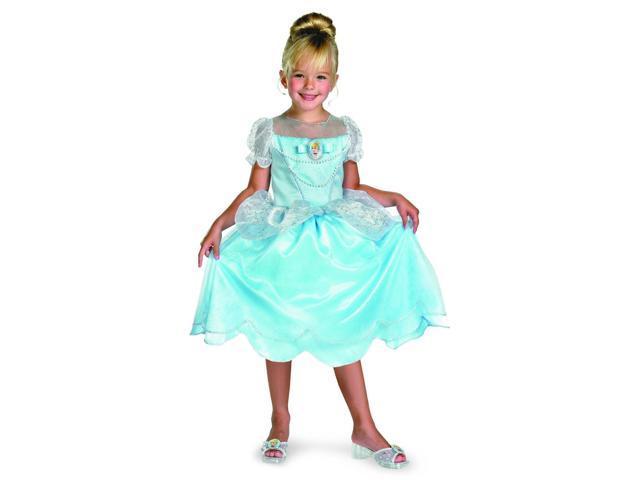 Disney Princess Cinderella Classic Costume Dress Child 7-8