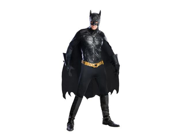 Batman Grand Heritage Costume Adult Small 34-36
