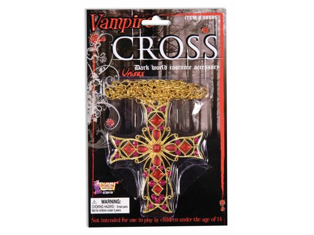 Gothic Cross Costume Accessory