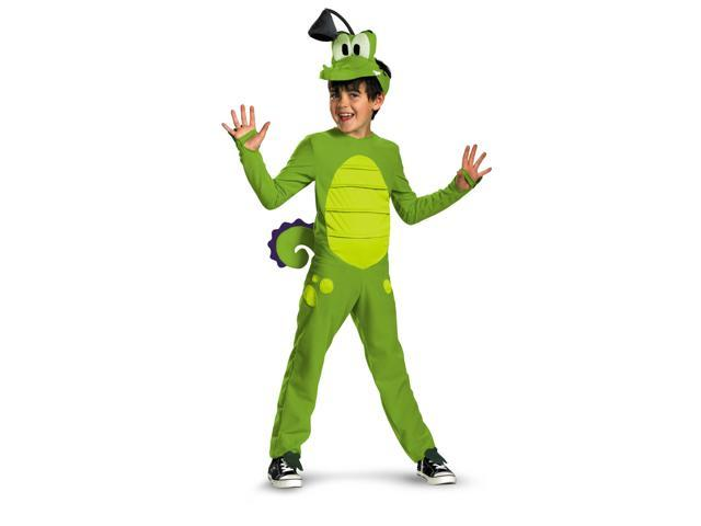 Disney Where's My Water Deluxe Swampy Costume Child Small 4-6