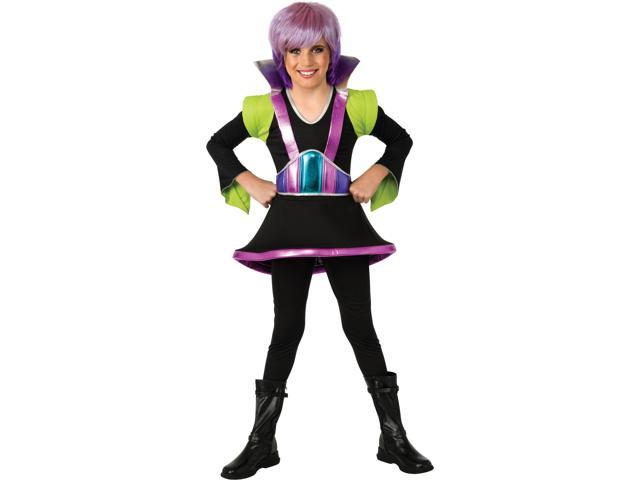 Janet Planet Space Costume Child Medium