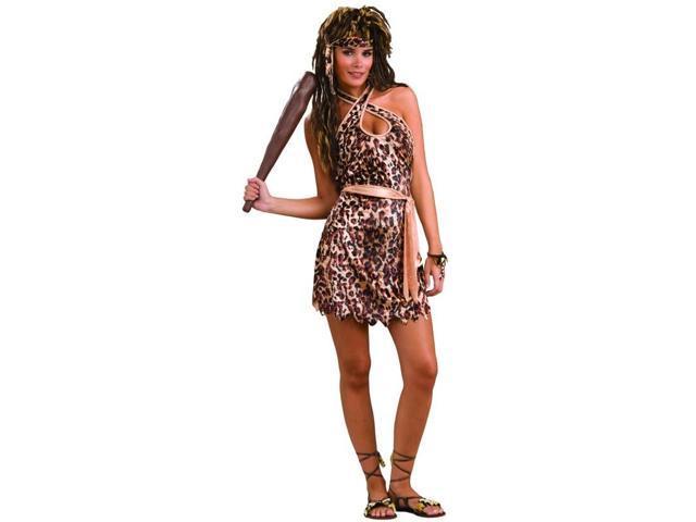 Caveman Cave Beauty Female Adult Costume Standard