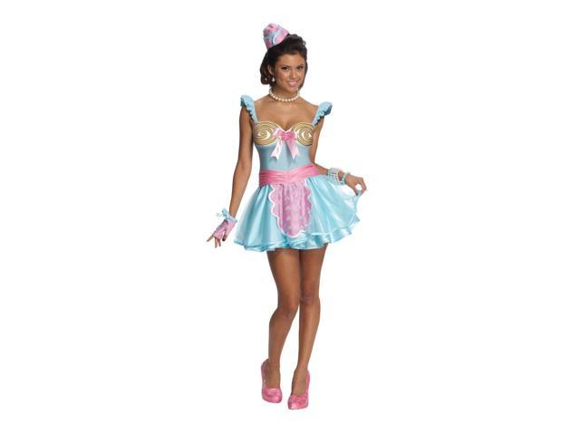 Sexy Sweet Buns Costume Adult X-Small 2-6