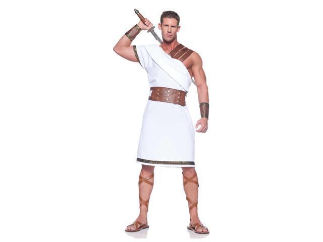 Men's Greek Warrior Adult Costume