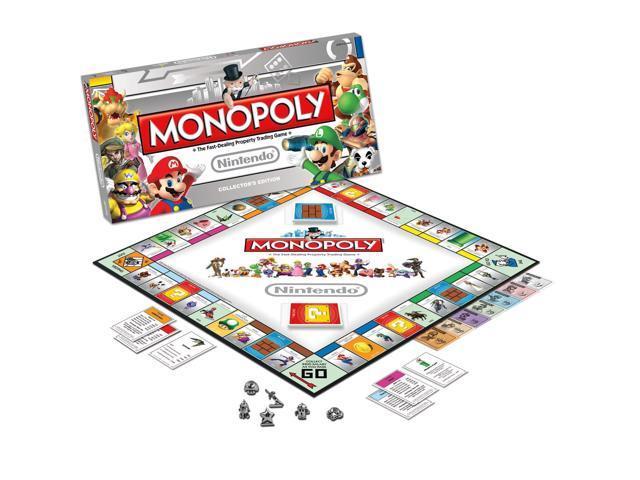 Nintendo Collectors 2010 Monopoly