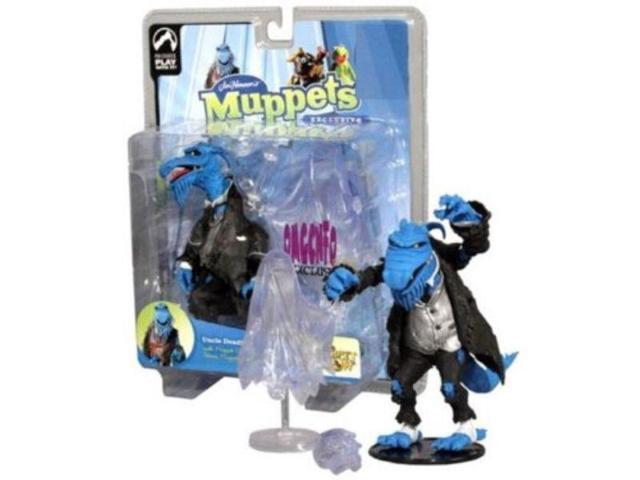 The Muppets Show Uncle Deadly Exclusive Figure Clear Ghost Version