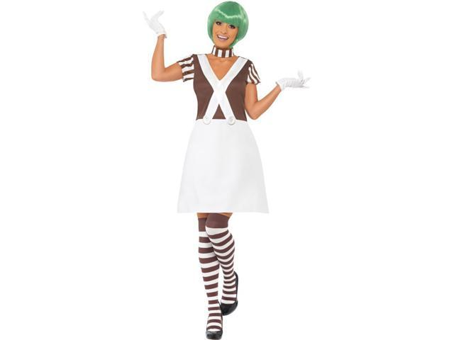 Chocolate Factory Candy Creator Adult Costume Small