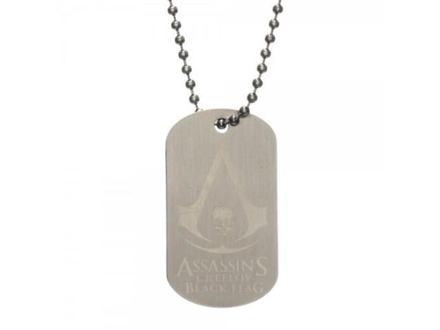 Assassins Creed Black Flag Dog Tag Accessory