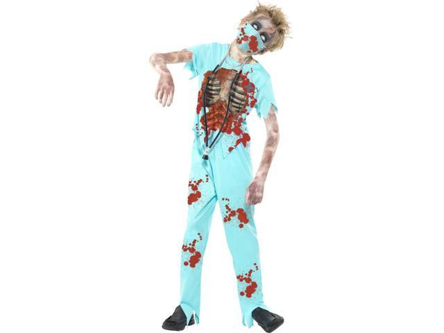 Zombie Surgeon Adult Costume Teen