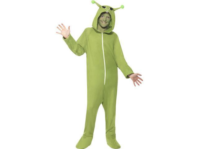 Alien Child Costume Medium