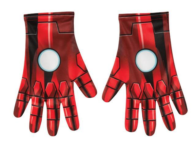 Marvel Iron Man Adult Costume Gloves