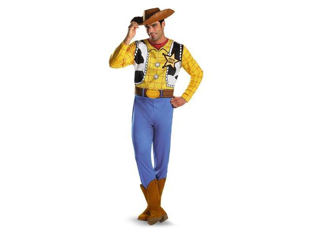 Toy Story 3 Woody Classic Costume Adult XX-Large 50-52
