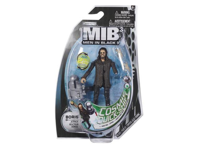 Men In Black MIB3 Basic Figure & Small Accessory Boris