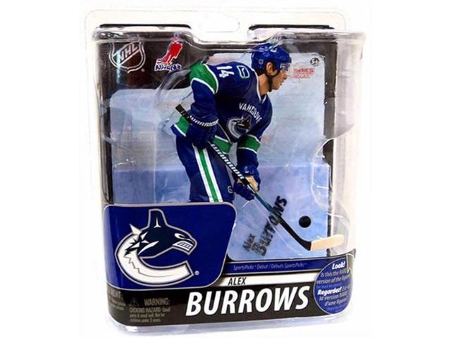 McFarlane NHL Series 29 Figure Alex Burrows Vancouver Canucks
