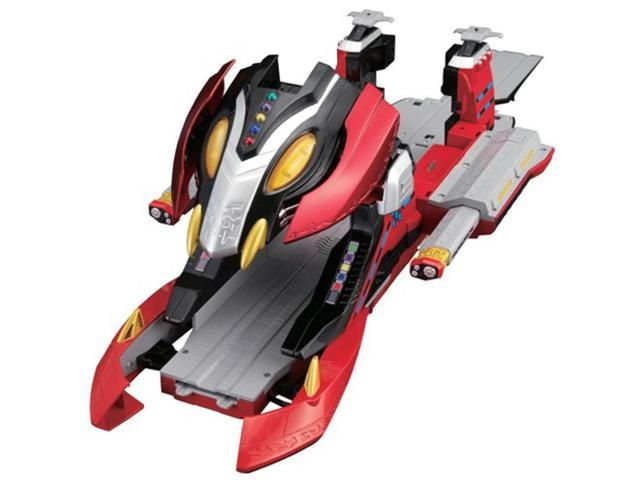 Kamen Masked Rider Den-O Action Liner Series 11 DX King Liner