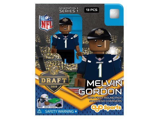 San Diego Chargers 2015 Nfl G3 Draft Oyo Mini Figure
