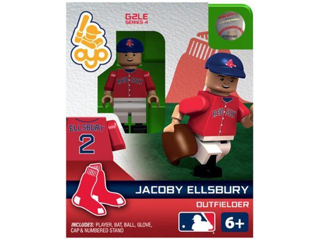 Boston Red Sox MLB OYO Minifigure Jacoby Ellsbury