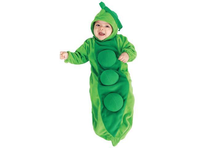 Deluxe Pea In Pod - Newborn Costume