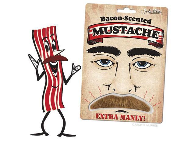 Bacon Scented Moustache