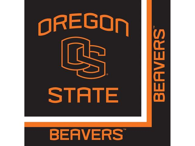 20 Pack Luncheon Napkins Oregon State