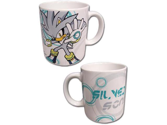 Sonic The Hedgehog Coffee Mug - Silver