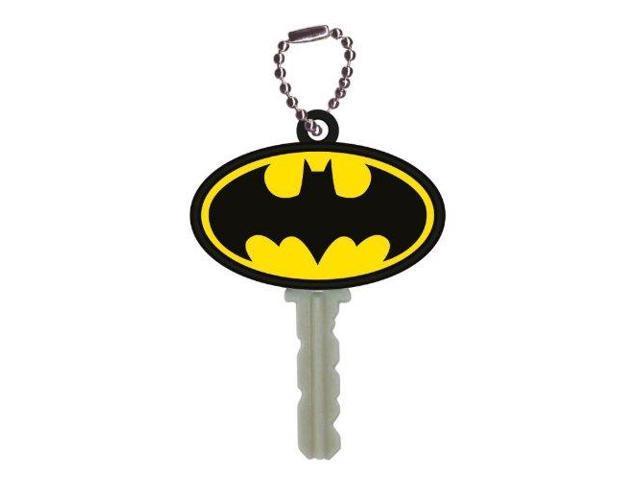 DC Comics Soft Touch Key Cover Batman Logo