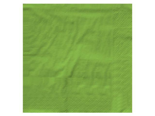 Touch Of Color 50 Count Luncheon Napkins Fresh Lime