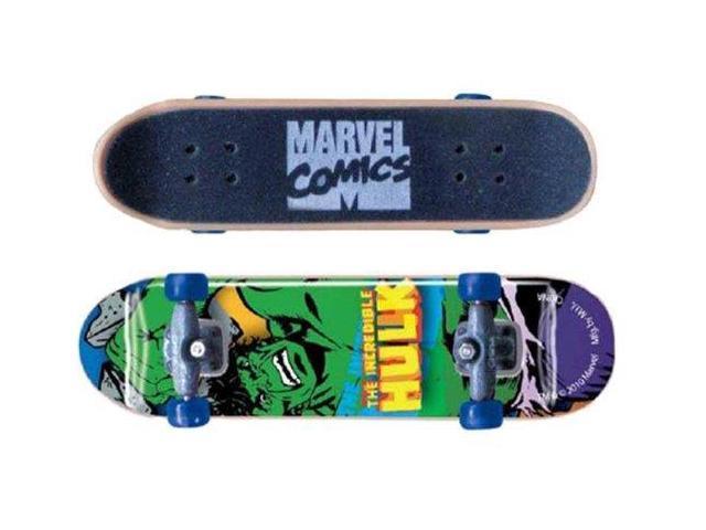 Marvel Hulk Skateboard Key Ring