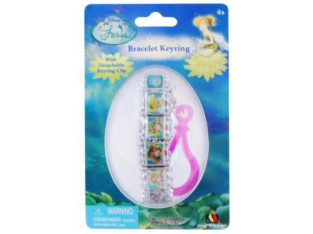 Disney Fairies Portrait Bracelet Key Ring