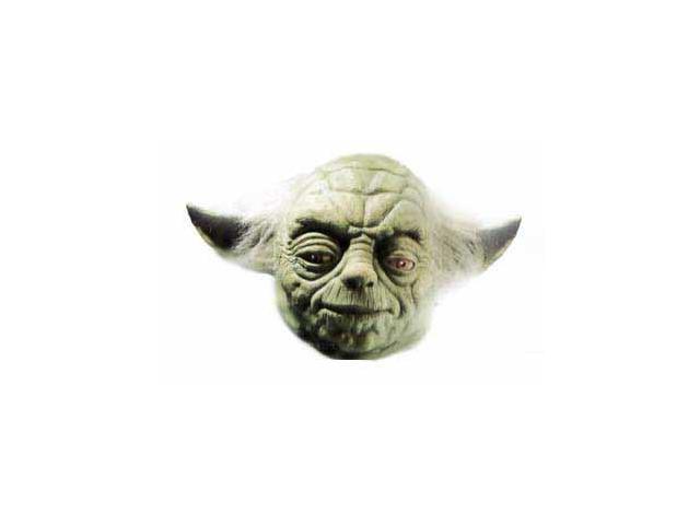 Star Wars Yoda Full Mask