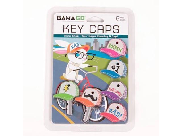 Key Caps Key Holders Set Of 6