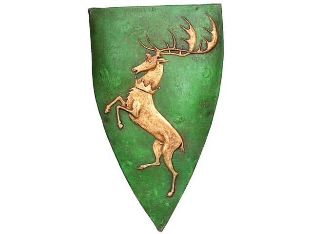 Game Thrones Metal Shield Pin Renly