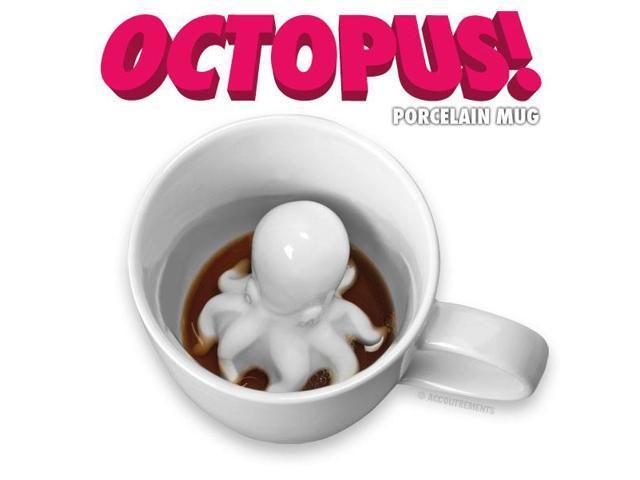 Octopus Surprise Mug