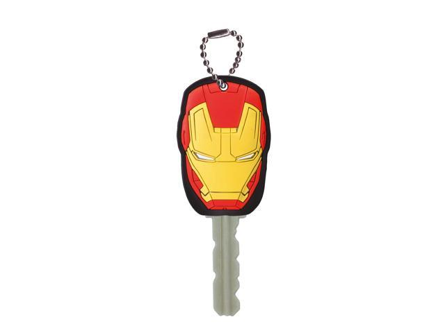 Marvel Soft Touch Key Cover Iron Man 3