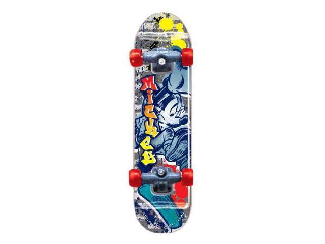 Disney Mickey Mouse B Skateboard Key Ring