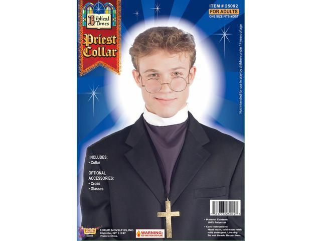 Biblical Times Priest Collar Costume Adult Standard