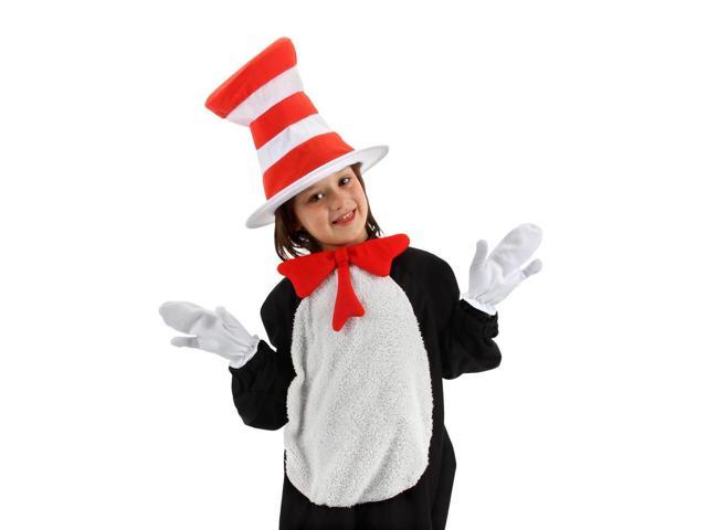 Dr. Seuss Cat In The Hat Costume Accessory Kit Child One Size