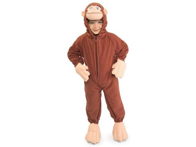 Toddler's Curious George Costume