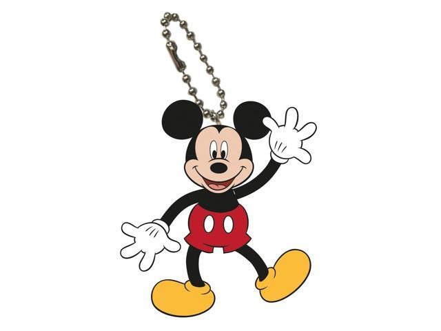 Disney Mickey Mouse Bendable Keychain Mickey