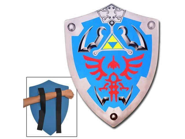 Legend Of Zelda Link Foam Blue Shield LARP