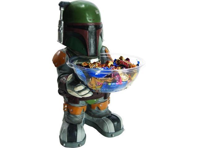 Star Wars Boba Fett Candy Holder Party Decoration
