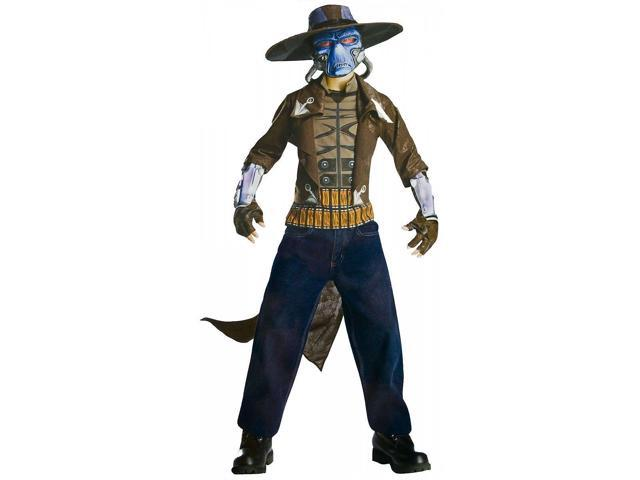 Star Wars Deluxe Cad Bane Costume Child Small