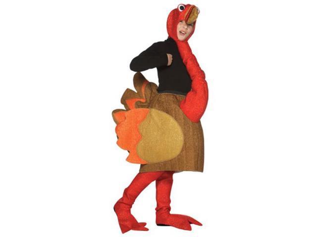Thanksgiving Turkey Animal Costume Child 7-10