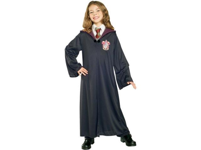 Harry Potter Gryffindor Robe Costume Child Medium