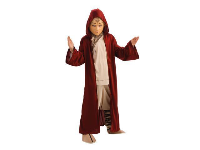 The Last Airbender Aang Cloak Costume Child 4-6