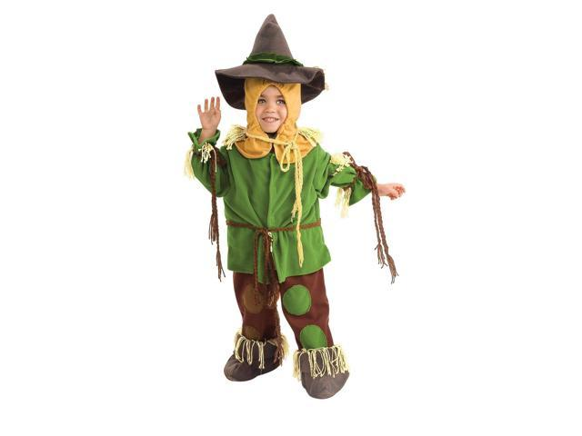Wizard Of Oz Scarecrow Toddler Costume 2T-4T