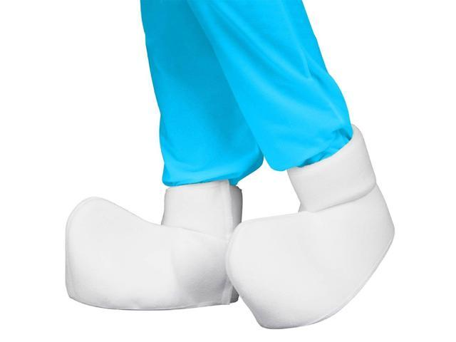 The Smurfs Movie Costume Shoecovers Adult One Size