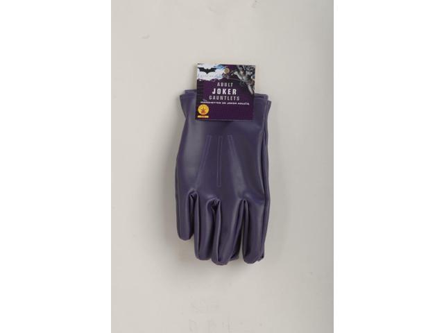 Batman Dark Knight Adult Joker Gloves