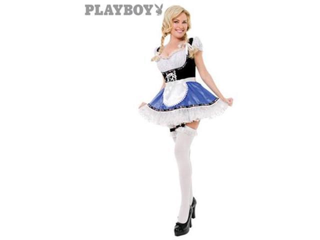 Playboy Swiss Sweetie Sexy Adult Costume X-Small