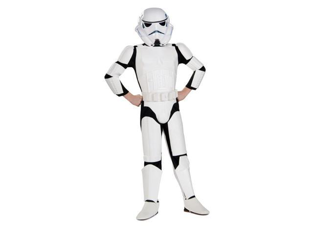 Star Wars Deluxe Stormtrooper Child Costume Medium